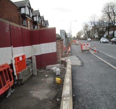 Belfast Rapid Transit Phase 2 - Upper Newtownards Road