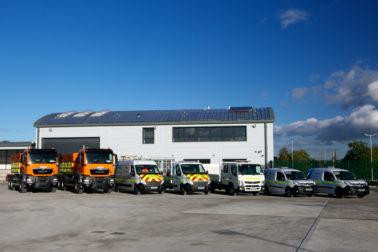 MMaRC (Motorways Maintenance and Renewals Contract) Area C