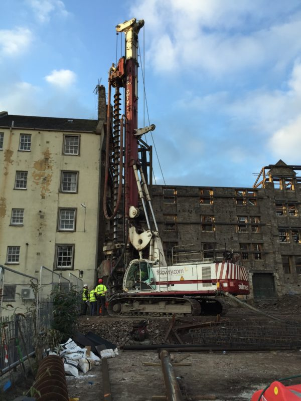 Edinburgh Hotel Project