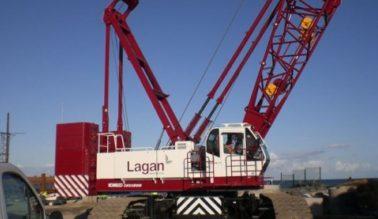 CKE 1800 – 180ton Crawler Crane