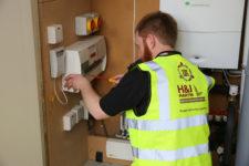 Maintenance Services Helm Housing 49