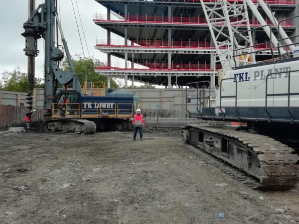 Fklowry Piling Rotary Secant