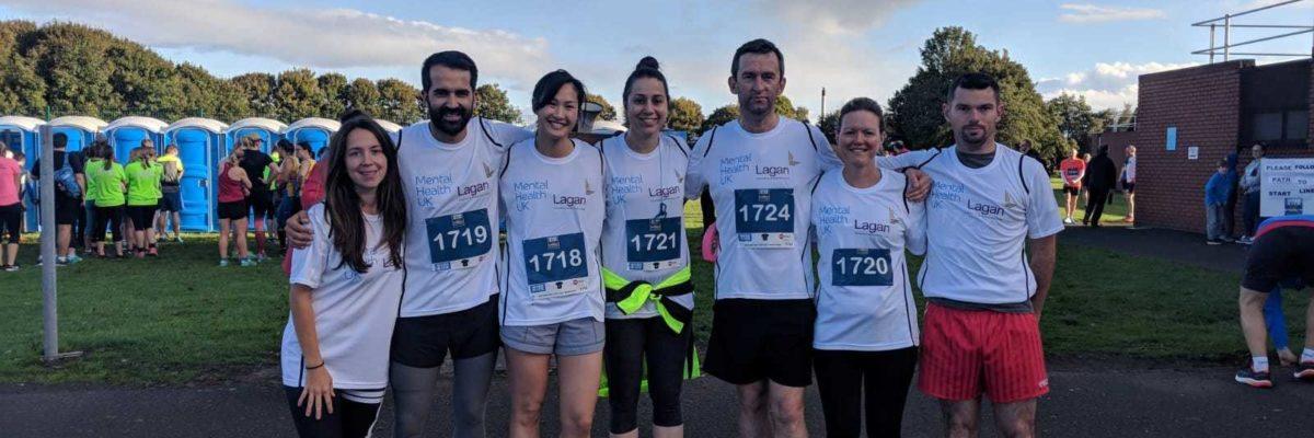 Belfast City Half Marathon Sep 18